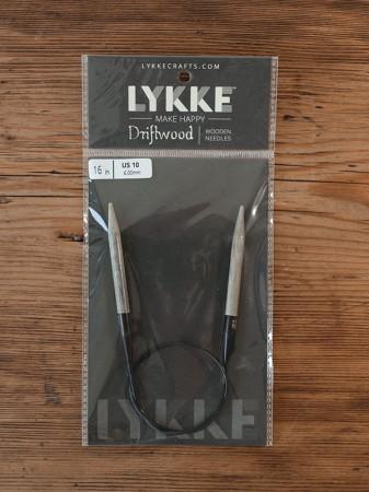 [라이키] 40cm 줄바늘/2.5~8.0mm/진동바늘/둘레바늘/LYKKE